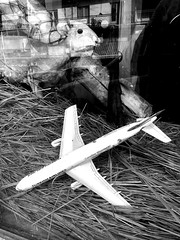 Prendre l'avion pollue encore plus qu'on ne l'imagine...Si le transport aérien ne représente que 1,5% des émissions mondiales de gaz à effet de serre, ce chiffre sous-estime l'impact réel que peut avoir l'avion sur le réchauffement climatique. (bernawy hugues kossi huo) Tags: emissions aérien transport avion gaz climatique réchauffement polémique durabilité déplacement technologie rapidité trajet vitesse pollution effet serre