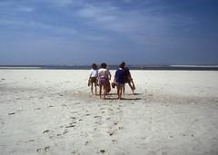 walkingtothewater (michaelmaguire4) Tags: women beach sand