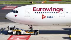 D-AXGA Eurowings Airbus A330-200 cn 530 D-AXGA Eurowings Airbus A330-200 cn 530 DUS/EDDL (thule100) Tags: daxga eurowings airbusa330200 cn530 dus eddl frankkrause