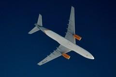 Thomas Cook(Air Tanker) Airbus A330 G-VYGK (stephenjones6) Tags: jet aircraft aviation airbus air tanker civil thomas cook gvygk ott blue sky skywatcher telescope dobsonian d3200 nikon highaltitude high extremespotting msn1498 a330 a330243 british