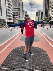 Bruno Henrique Gordon - Avenida Paulista 02 (Bruno Henrique Gordon) Tags: poseinusitado jovem ensaio fotografiarua streetstyle street gayman gayboy gay sãopaulo avenidapaulista brunogordon brunohenriquegordon
