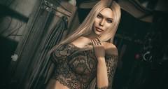 #682 (Aimee Cristole) Tags: i3f access amara beauty arte rama salon ramasalon hair fameshed secondlife