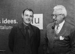 Alfons Escoda i Jordi Escoda (alcaldable de CiU al 1979) a les municipals de 2003 (ArxiuTOT) Tags: cerdanyola cerdanyoladelvallès totcerdanyola jordiescoda alfonsescoda ciu