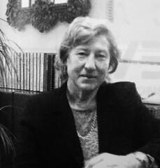 Ángela Miquel. CiU. Cerdanyola del Vallès, 2003 (ArxiuTOT) Tags: cerdanyola cerdanyoladelvallès totcerdanyola angelamiquel ciu