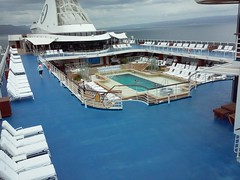 Oceania Riviera Pool (Jeffxx) Tags: cruise trip europe 2019 riviera ship oceania pool