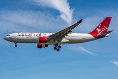 G-VMIK Virgin Atlantic Airbus A330-200 London Gatwick (rmk2112rmk) Tags: gvmik virginatlantic airbus a330200 gatwick virgin a330 egkk lgw airliners airplane jet jetliner planespotting spotting airliner aircraft airport plane aviation civilaviation