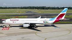 D-AXGA Eurowings Airbus A330-200 cn. 530 (thule100) Tags: daxga eurowings airbusa330200 cn530 dus eddl frankkrause