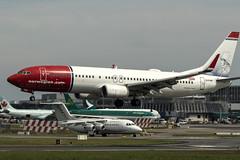 EI-FHP | Norwegian Air International | Boeing B737-8JP(WL) | CN 40865 | Built 2010 | DUB/EIDW 13/05/2019 | ex LN-DYH (Mick Planespotter) Tags: aircraft airport 2019 dublinairport collinstown nik sharpenerpro3 eifhp norwegian air international boeing b7378jpwl 40865 2010 dub eidw 13052019 lndyh b737 flight