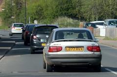 L277 RVX (Nivek.Old.Gold) Tags: 1994 ford escort lx 16v 5door 1597cc candor