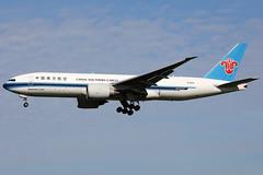 B-2075 01062019 (Tristar1011) Tags: eham ams amsterdam schiphol chinasouthern boeing 777200f b772 b2075 freighter cargo