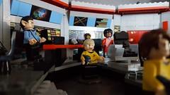 Brickmania - Starship Bridge (rob-the-org) Tags: lego brickmania starship bridge topjune2019