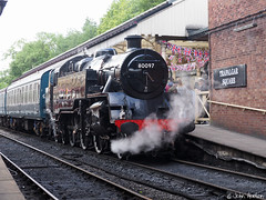 ELR 1940's Event (2019) 02 (Row 17) Tags: england lancashire bury people event events 1940s elr eastlancashirerailway