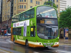 First Halifax 37048 (YJ06XLY) - 25-05-19 (peter_b2008) Tags: firstgroup firsthalifax volvo b7tl wright eclipsegemini 37048 yj06xly buses coaches transport buspictures