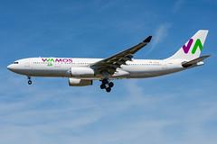 EC-MJS Wamos Air Airbus A330-200 London Gatwick (rmk2112rmk) Tags: ecmjs wamos air airbus a330200 gatwick a330 egkk lgw airliners airplane jet jetliner planespotting spotting airliner aircraft airport plane aviation civilaviation