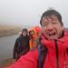 Gannet Lake selfie. Adak Island, Alaska