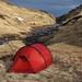 Hilleberg Nammatj 2 tent. Adak Island, Alaska