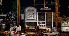 Farm Fresh (Scar Requiem) Tags: granola arcade 8f8 homedecor