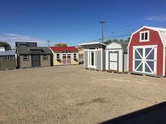 44430918_10156845748589511_3131996091906523136_n (TUFF SHED) Tags: dormer premierpro doubledoor wainscot crossbuck residentialdoor studio tall ranch garden barn