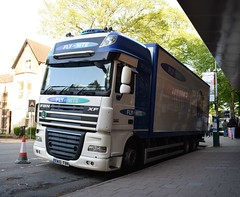 Hollywood Undead Europe Tour 2019 Fly By Nite Tour Truck EN10 FBN (5asideHero) Tags: hollywood undead europe tour 2019 fly by nite truck daf xf105 super space cab en10fbn