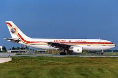 Egyptair Airbus A300B4-203 SU-BDF (gooneybird29) Tags: flugzeug flughafen aircraft airport airplane airline muc airbus a300 egyptair subdf