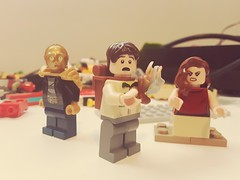 """""""You've been lying to them all, haven't you Victor! (The customizer) Tags: lego doompatrol dcuniverse"""