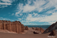 Valle de la Luna (Karen-Photos) Tags: sanpedrodeatacama nortedechile antofagasta cl chile landscapepaisajephotographyfotografiacanoncanon lens50mm50mm f18f1850mm f18 iicanonistascanoncanon rebel t3icanon eos 600dcanonlandeosrebelt3i600dkarenphotoskarenphotosmoon valleyvalle de la luna