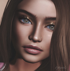 i am thinking (babibellic) Tags: secondlife sl glamaffair avatar aviglam lelutka blogger beauty babigiobellic bento babibellic portrait people virtual