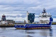 Troms Lyra - Aberdeen Harbour Scotland - 2019 (DanoAberdeen) Tags: tromslyra aberdeen amateur aberdeenscotland abdn abz aberdeenharbour aberdeenshire aberdeencity candid cargoships quay winter workboats wasser ecosse escotia errv maritime merchantnavy merchantships nikond750 northeast northsea nikon bluesky bonnyscotland boats bonnie vessels clouds countryside lifeatsea landscape harbour haulage grampian footdee danophotography dock docks summer scottish seafarers seaport danoaberdeen video iphonevideo pocraquay torrybattery torry fittie oilrigs scotch shipspotting