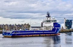 Aberdeen Harbour Scotland - 2019 (DanoAberdeen) Tags: aberdeen amateur aberdeenscotland abdn abz aberdeenharbour aberdeenshire aberdeencity candid cargoships quay winter workboats wasser ecosse escotia errv maritime merchantnavy merchantships nikond750 northeast northsea nikon bluesky bonnyscotland boats bonnie vessels clouds countryside lifeatsea landscape harbour haulage grampian footdee danophotography dock docks summer scottish seafarers seaport danoaberdeen video iphonevideo pocraquay torrybattery torry ship shipping offshore 2019 seascape oilrigs tug sailing autumn spring psv uk gb water fittie scotch shipspotting