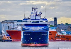 Highland Prestige - Aberdeen Harbour Scotland - 2019 (DanoAberdeen) Tags: highlandprestige aberdeen amateur aberdeenscotland abdn abz aberdeenharbour aberdeenshire aberdeencity candid cargoships quay winter workboats wasser ecosse escotia errv maritime merchantnavy merchantships nikond750 northeast northsea nikon bluesky bonnyscotland boats bonnie vessels clouds countryside lifeatsea landscape harbour haulage grampian footdee danophotography dock docks summer scottish seafarers seaport danoaberdeen video iphonevideo pocraquay torrybattery torry fittie oilrigs scotch shipspotting