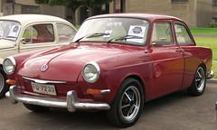 Volkswagen Type 3 1500 Notchback 1965 (RL GNZLZ) Tags: volkswagen type3 1500 vwnotchback 1965 patrimoniosobreruedas