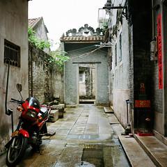 Untitled (richardhwc) Tags: rolleicord vb kodak portra400 guangzhou china schneiderkreuznach xenar 75mmf35 mediumformat 120 6x6 film