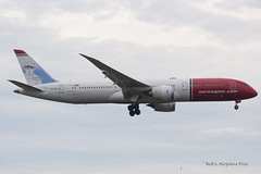 KJFK_MAY2019_NAX_B789_LN-LNU_14 (BD78Photos) Tags: jfk kjfk johnfkennedyinternationalairport norwegian boeing 787 7879 b789 dreamliner nax