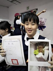 畢業典禮 1080604 (#Esther) Tags: 畢業生 畢業典禮 可愛 teenager taiwan lady high cute lovely gal 女生 妹妹 女孩 學生 高中生 家。老家 日常 家 老家 family young school girl student 家人。高中生