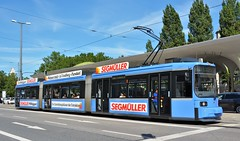 München, Leopoldstraße 14.08.2017 (The STB) Tags: munich münchen tram publictransport streetcar tramway strassenbahn öpnv citytransport strasenbahn