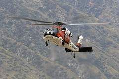 Longhorns SAR Demo (Trent Bell) Tags: aircraft hanger24 airfest airshow redlands airport california 2019 searchandrescue sar navy longhorns helicopter military