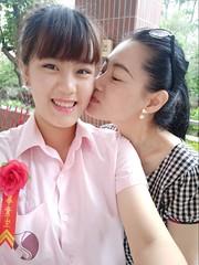 畢業典禮 1080604 (#Esther) Tags: 畢業生 畢業典禮 台妹 辣台妹 可愛 teenager taiwan lady women woman high pretty cute lovely gal 女生 美眉 妹妹 女孩 學生 高中生 家。老家 日常 家 老家 family young school girl student 家人。高中生