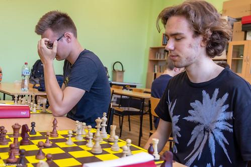 Mistrzostwa I LO w Szachach-51
