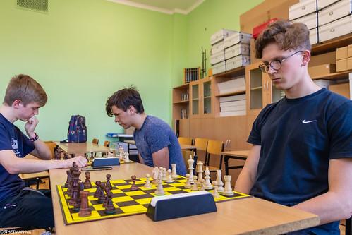 Mistrzostwa I LO w Szachach-50