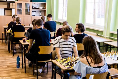 Mistrzostwa I LO w Szachach-46