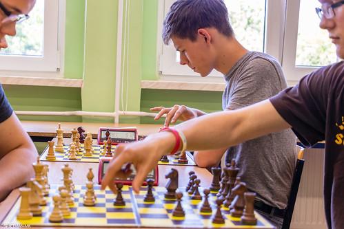 Mistrzostwa I LO w Szachach-48