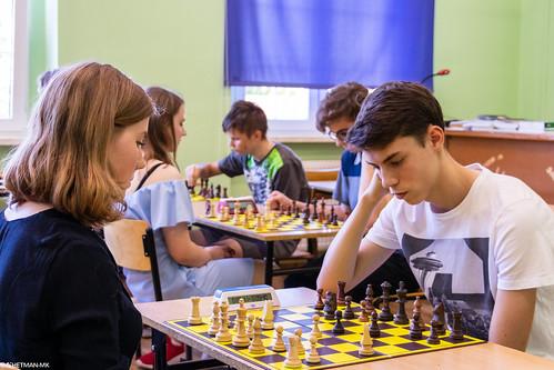Mistrzostwa I LO w Szachach-47