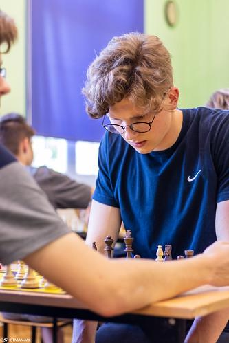 Mistrzostwa I LO w Szachach-35