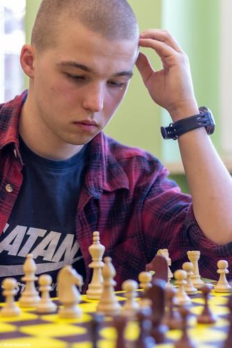 Mistrzostwa I LO w Szachach-38