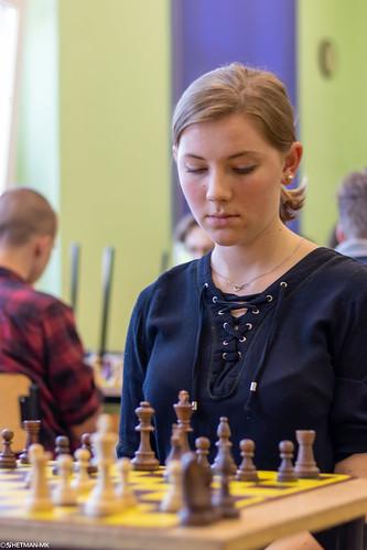 Mistrzostwa I LO w Szachach-34