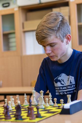 Mistrzostwa I LO w Szachach-32