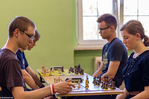 Mistrzostwa I LO w Szachach-28