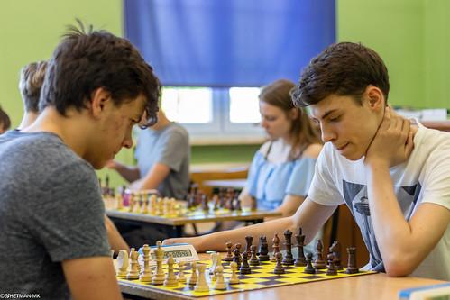 Mistrzostwa I LO w Szachach-27