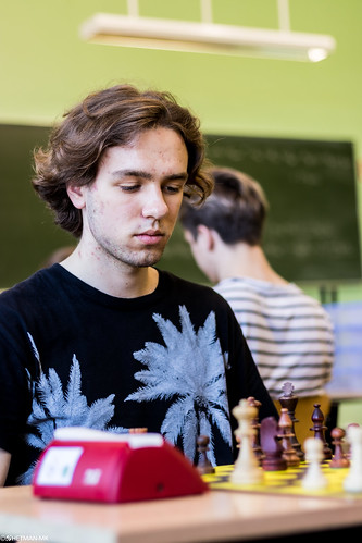 Mistrzostwa I LO w Szachach-30
