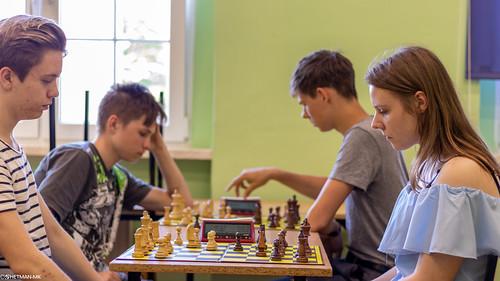 Mistrzostwa I LO w Szachach-25